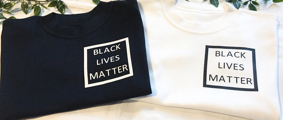 Black lives matter tshirt men