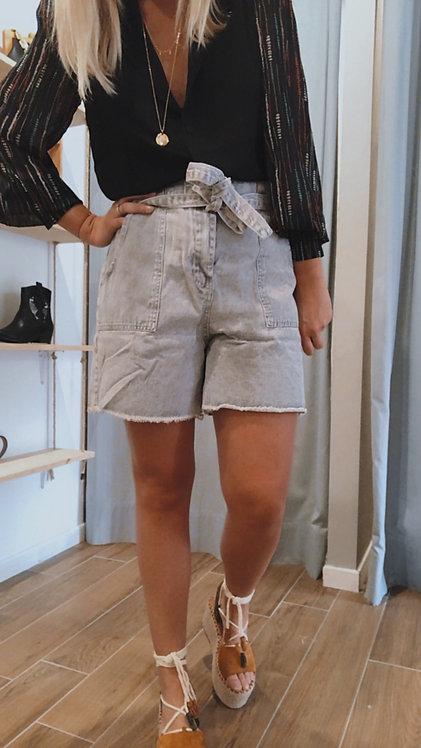 Short Livia gris
