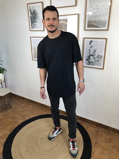 Tee shirt Aaron noir