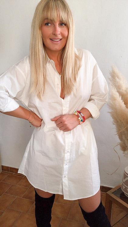 Robe chemise Baya