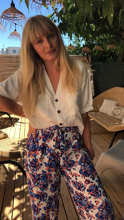 Chemise Mathilde blanc