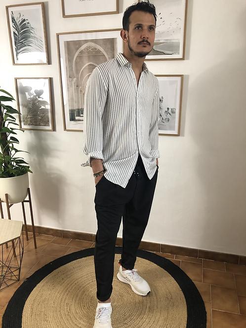 Pantalon Mathis noir