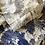 Thumbnail: Sac cabas Jungle bleu