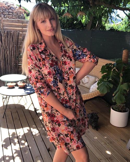 Robe Gwen beige