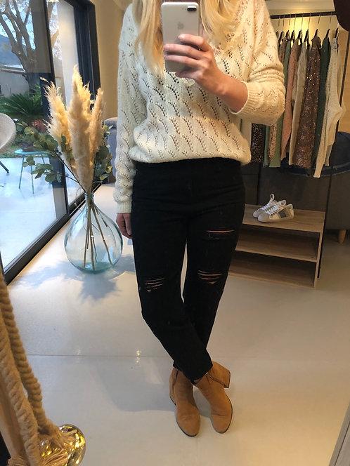 Pantalon Lindsay Noir