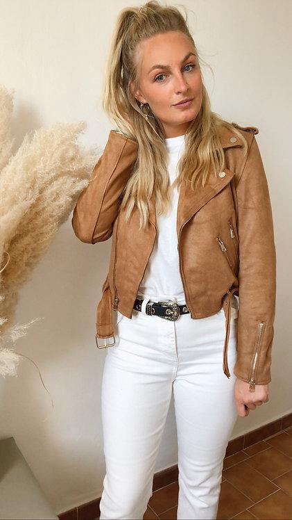 Perfecto Jenna marron