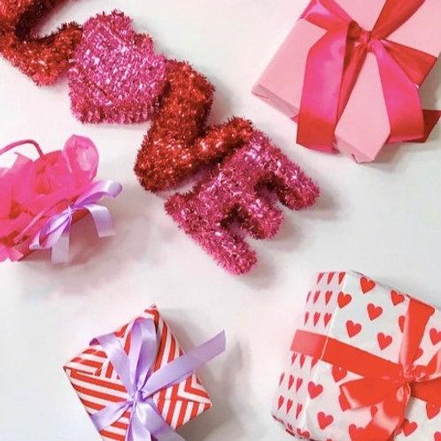 3 Day Valentine's Day Countdown Box