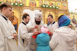 Празднование Лазаревой Субботы