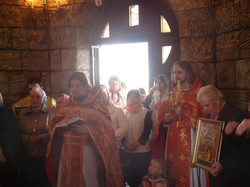 Богослужение памяти св. вмч. Георгия