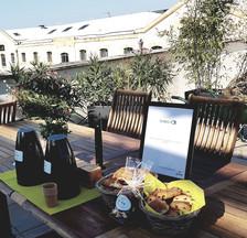 Petit déjeuner sur les toits avec BOUYGUES IMMO