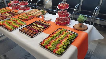 Votre buffet personnalisé