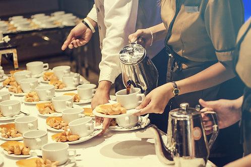 """Formule """"accueil petit déjeuner"""""""