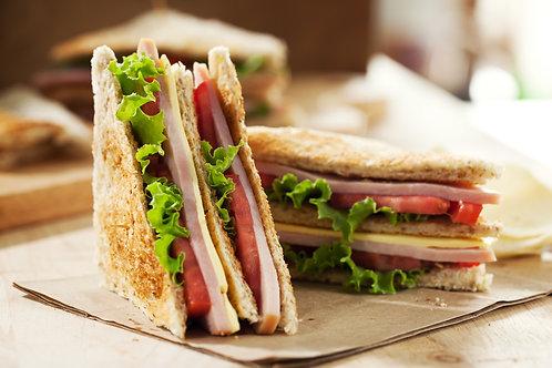 "Formule ""buffet et sandwichs"""