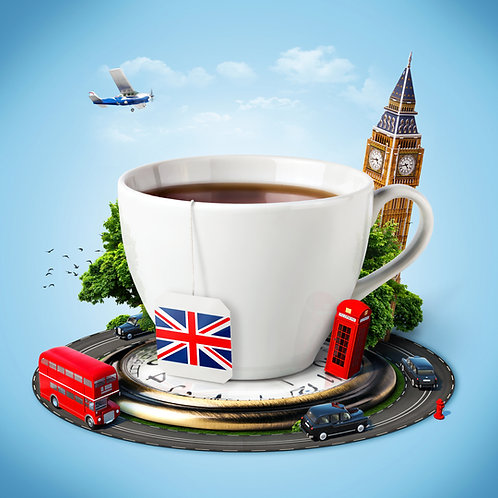 """Formule """"petit déjeuner à l'Anglaise"""""""