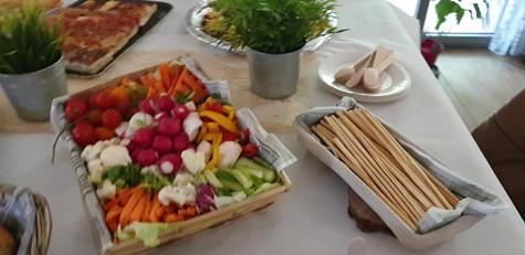 Votre buffet à la maison