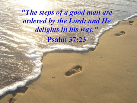The Steps Of A Righteous Man