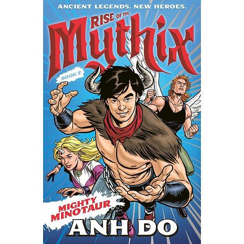 Minotaur: Rise of the Mythix 2