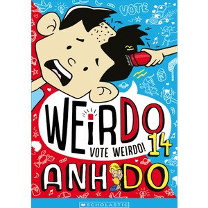 Vote WeirDo: WeirDo Book 14