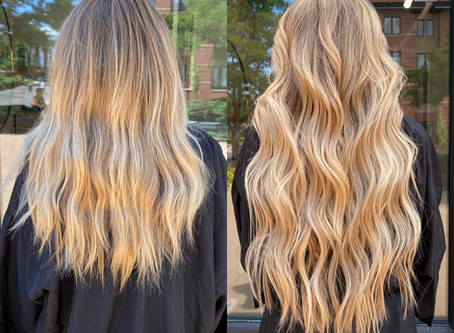 Scheduling Your Consultation For Natural Beaded Rows Hair Extensions