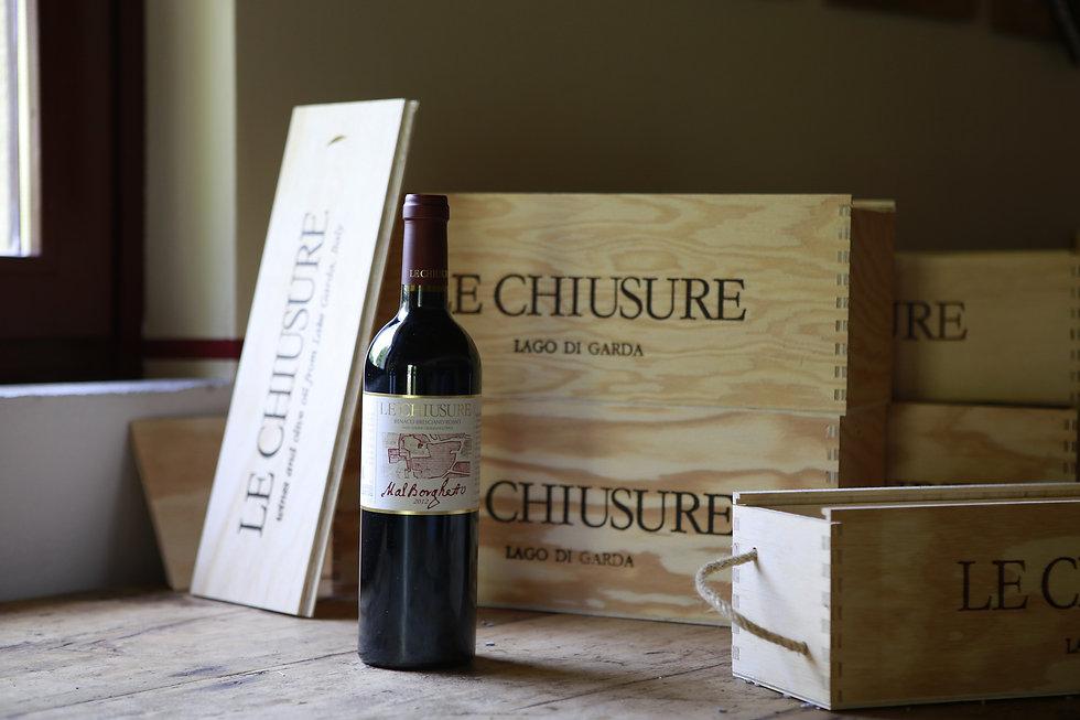 Le Chiusure, wine, Malborghetto, 2.JPG