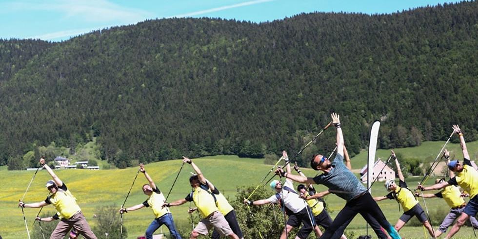 Nordic Yoga®Camp Corrèze