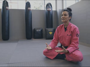 Kyra Gracie, one of the greatest names in women's BJJ, opens up in exclusive interview to BJJFLIX.