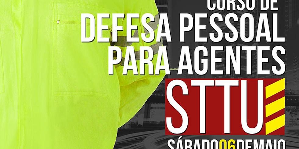 DEFESA PESSOAL PARA AGENTES DA STTU
