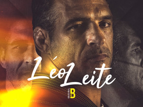 Léo Leite reveals his Jiu-Jitsu origins in an exclusive interview to BJJFLIX.