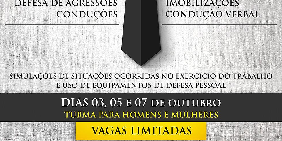 Defesa Pessoal para Advogados e Advogadas