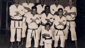 The history of Brazilian Jiu-Jitsu in 1914.