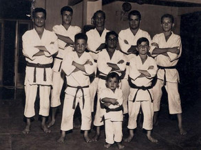 The history of Brazilian Jiu-Jitsu in 1914.