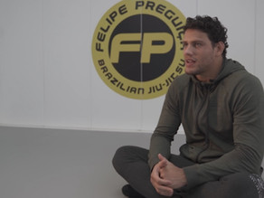 "Find out more about Felipe ""Preguiça"" Pena, one of the biggest figures in Competitive BJJ today."