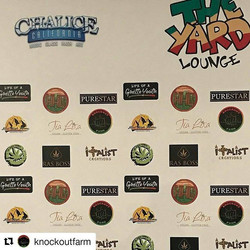 Official Chalice Sponsor #Repost _knockoutfarm (_get_repost)_・・・_The Yard Lounge tomorrow _chalicefe