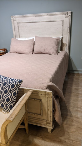 Southbury bed, queen