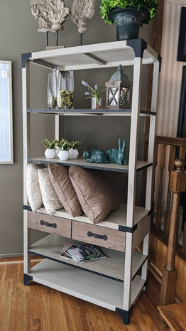 Reclamation place bookcase