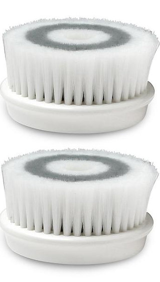 Facial Soft Replacement Head (2Pack) for LP Series Facial Spin Brush