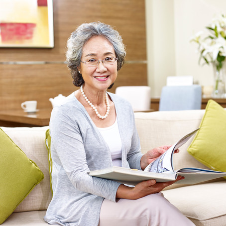 5 Reading Tips For Those With Macular Degeneration