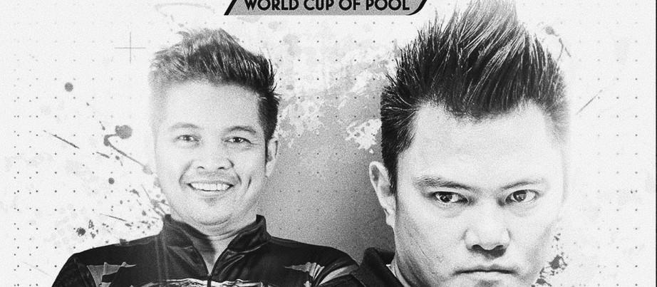 Jeffrey de Luna and Roberto Gomez: Restoring the magic of filipino pool players