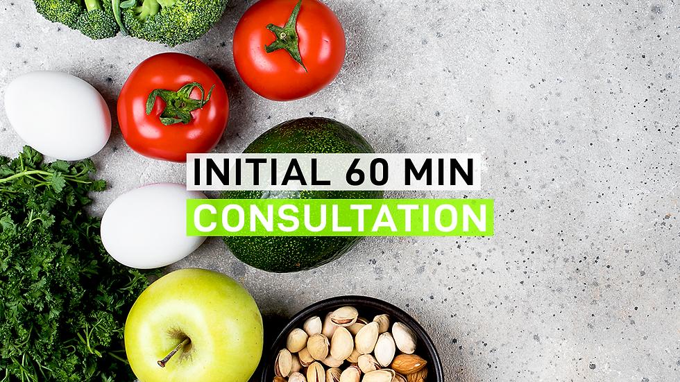 Initial Consultation (60 Minutes)