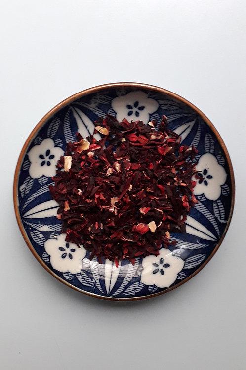 """Tisane """"Les vitaminées !"""" - Hibiscus"""