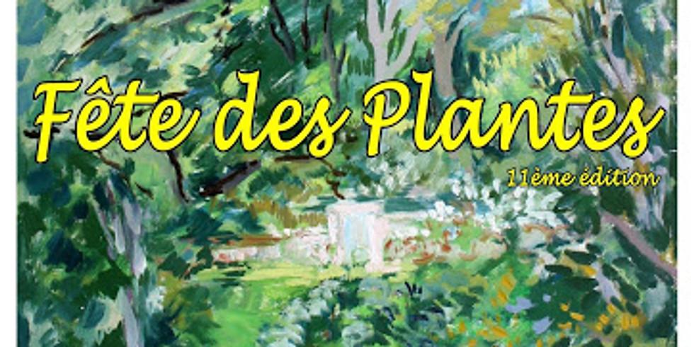Fête des plantes de Seine-Port (77)