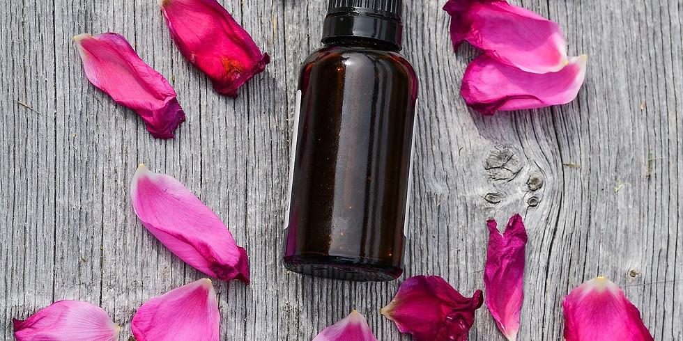 reporté COVID // Conférence sur l'aromathérapie : bien utiliser les huiles essentielles