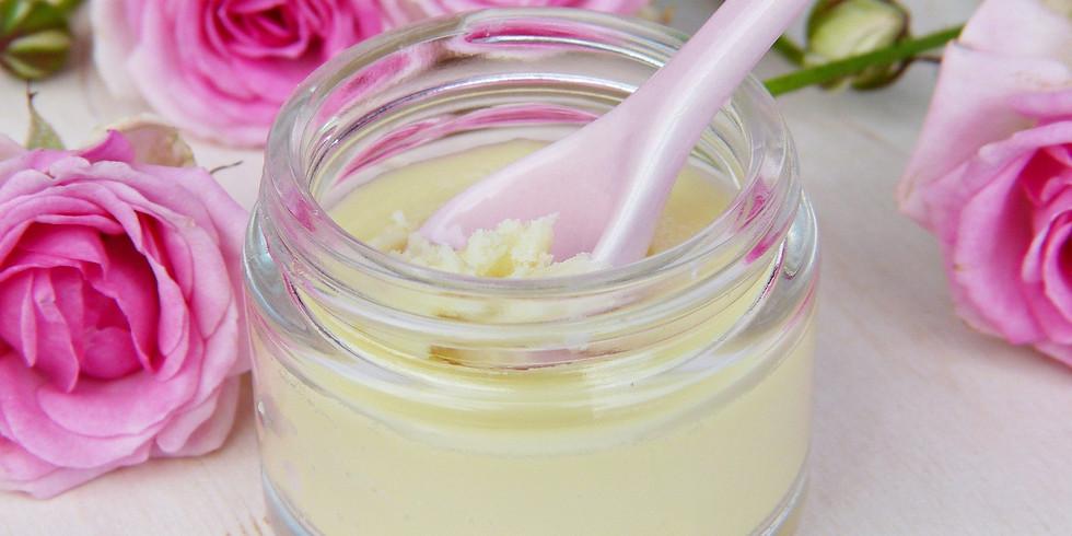 Fabriquer son Cérat de Galien – crème visage à la rose pour peaux sèches