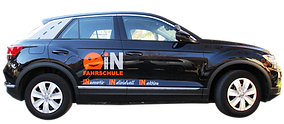 VW T-ROC iN Fahrschule GmbH