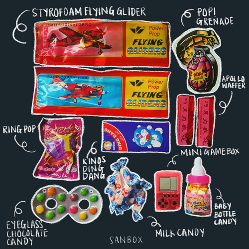 Singapore's Childhood Nostalgia