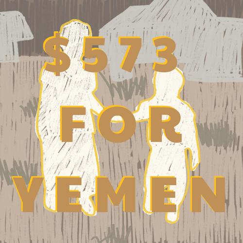 #FundForYemen