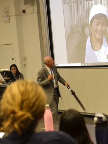 A Talk with John Everard: The Former Ambassador to North Korea