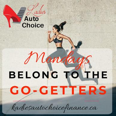 Lundi Motivation : Ladies Auto Choice (Alberta)