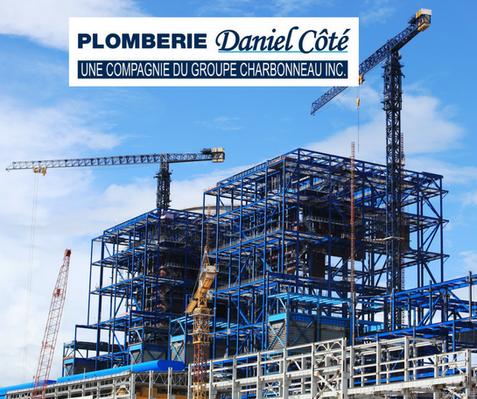 Campagne : Plomberie Daniel Côté (Québec)