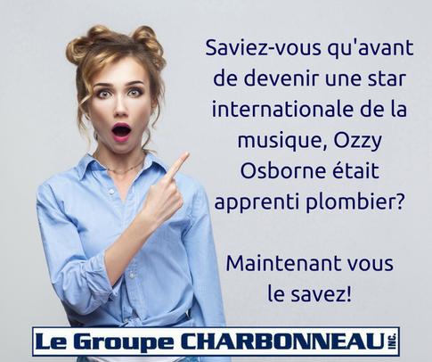 Mardis Trivia : Le Groupe Charbonneau (Québec)